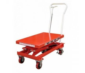 Mobile lifting table BS15 mechanical 150kg