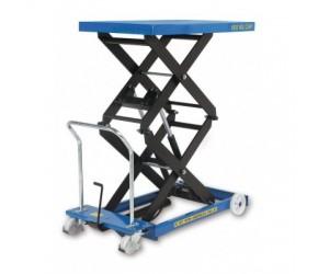 Lifting table SC-300-D-M mechanical 300 kg , double scissors
