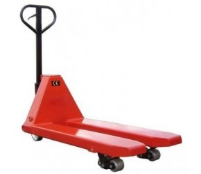 Hand pallet truck with a capacity of 3 t