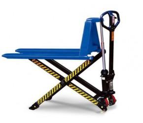 Nůžkový paletový vozík mechanický - dvoupístový JL5215, 1,5t