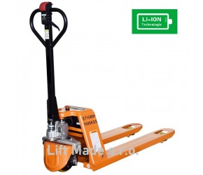 Electric pallet truck ET15MH, 1,5t (manual lift)